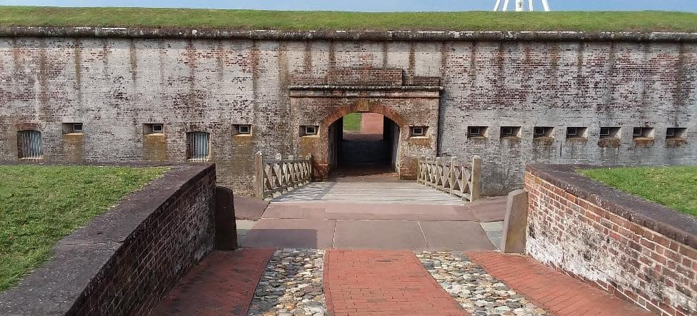 Fort Macon offers treasure trove of history
