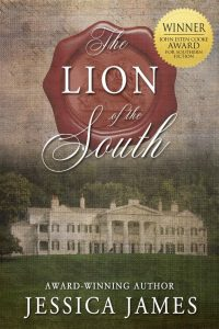 the lion of the south by jessica james