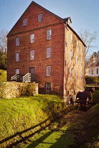 janney mill