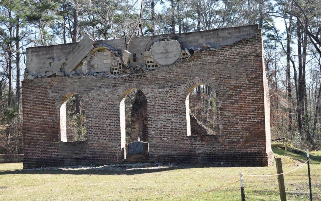 The Burnt Church