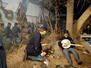 civil war camp life
