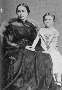 Mary anna Jackson and Julia