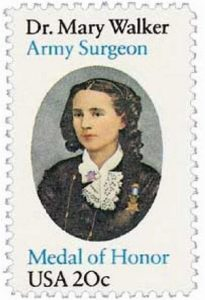 mary walker postage stamp