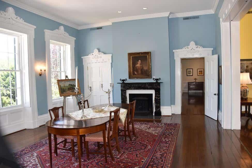 long branch blue room