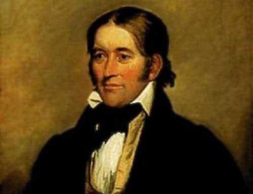 Davy crockett in congress