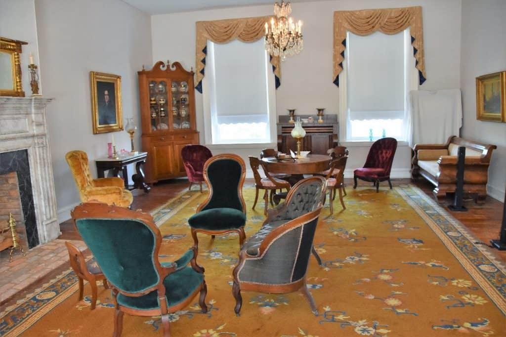 parlor dickson williams mansion